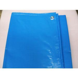 ブルーシート 厚手 3000番 国産 7.2m×9.0m|uemura-sheet