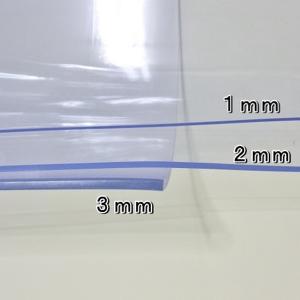 透明ビニールシート カット販売 2mm厚×1370mm幅 オーダーサイズ|uemura-sheet|06