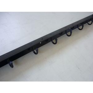 A型フレーム ドアシート用カーテンレール 1mタイプ アキレスミエール uemura-sheet