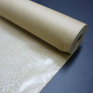 ポリクロス紙 PEクロス紙 75g 1200mm×100m センターPE貼り uemura-sheet