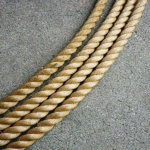 カット販売 マニラロープ 麻ロープ 直径24mm