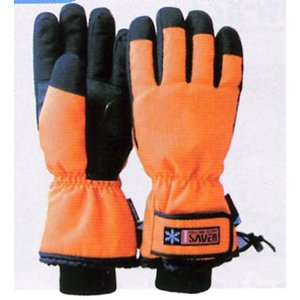アイセイバー 極寒冷地、冷凍庫内対応のプロ仕様作業用手袋 IS-501|uemura-sheet