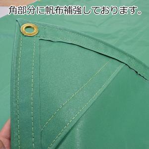 エステル帆布5号 トラックシート 幅2.4m×長さ4.4m uemura-sheet 03