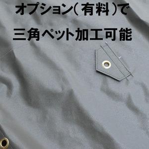 トラック平シート 幅2.2m×長さ3.6m  オリーブドラブ以外にも赤や黒も対応可能|uemura-sheet|05