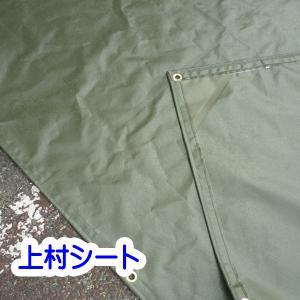 エステル平シート 6号生地 幅2.2m×長さ3.6m|uemura-sheet