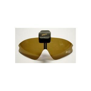 キャップ・シェイダー CAP SHADER 偏光ブラウン|uemuramegane