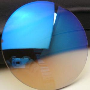 CR ブラウン35ブルーミラー サングラス用 BR35BLML|uemuramegane