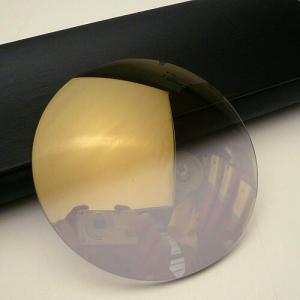 CR グレー50ゴールドミラー サングラス用 CR-GY50-GDML|uemuramegane