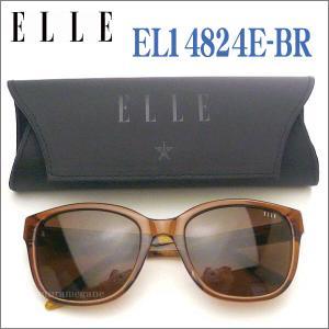 エル ELLE サングラス EL14824E-BR|uemuramegane