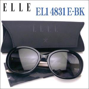 エル ELLE サングラス EL14831E-BK|uemuramegane