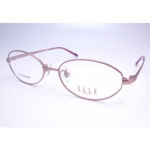 エル ELLE メガネセット EL18784E−PK|uemuramegane
