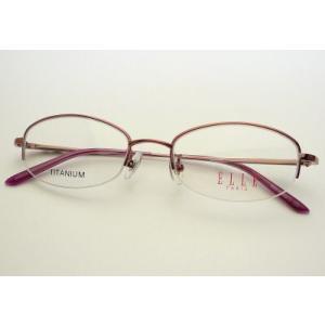 エル ELLE メガネセット EL25923E−PK|uemuramegane