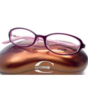 JUSTcavalli メガネセット JC0224−4PL|uemuramegane