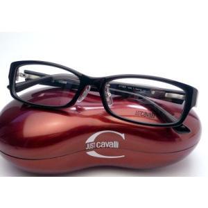 JUSTcavalli メガネセット JC0309−1BK|uemuramegane