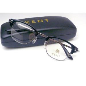 KENT ケント KT3004−BKGUN 度付 メガネ 眼鏡 伊達メガネ uemuramegane