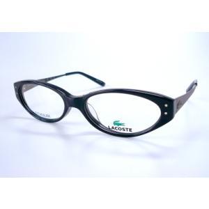LACOSTE ラコステ LA26324-BK 薄型レンズ付きセット|uemuramegane