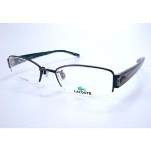 LACOSTE ラコステ LA26326-BK 薄型レンズ付きセット uemuramegane