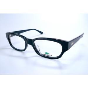 LACOSTE ラコステ LA26327-BK 薄型レンズ付きセット|uemuramegane