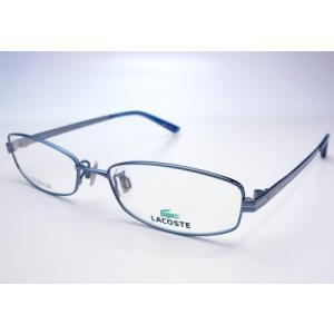 LACOSTE ラコステ LA26329−BL 薄型レンズ付きセット uemuramegane