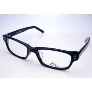 LACOSTE ラコステ LA26331-BK 薄型レンズ付きセット|uemuramegane