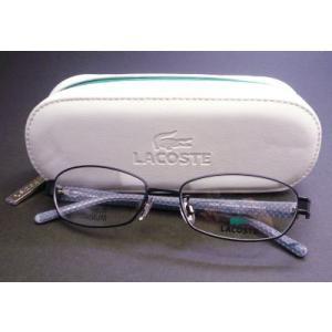 LACOSTE ラコステ LA26334−BK 薄型レンズ付きセット|uemuramegane