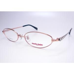 marie claire マリークレール MC−3001−2OR 薄型レンズ付きセット|uemuramegane