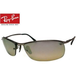 レイバン RB3183+コダック6160薄型偏光 ファッションコンシャス ハイカーブ度付きサングラス|uemuramegane