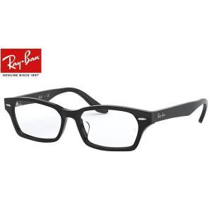 Ray-Ban RX5344D 2000 2043 55サイズ(RB5344D) ブラック アジアンフィット|uemuramegane