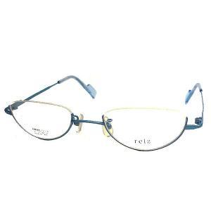 reiz RZ831-C607 ライツ 逆ナイロール メガネセット 現品限り!|uemuramegane