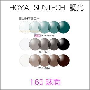 HOYA SUNTECH ホヤ サンテック調光 1.60薄型球面差額加算 2枚1組|uemuramegane
