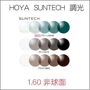 HOYA SUNTECH ホヤ サンテック調光 1.60非球面 2枚1組|uemuramegane