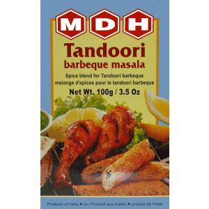 MDH タンドリーチキンマサラ Tandoori bardeque masala  100gF対象商...