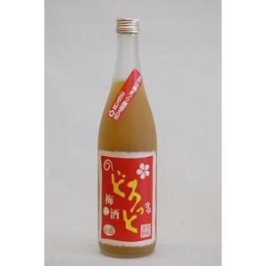 どろっと梅酒 720ml 水戸梅酒大会3位受賞の本格梅酒|uenosyouten