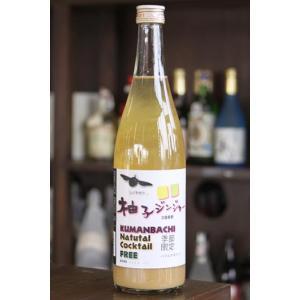 くまんばち 柚子ジンジャー (希釈用)|uenosyouten