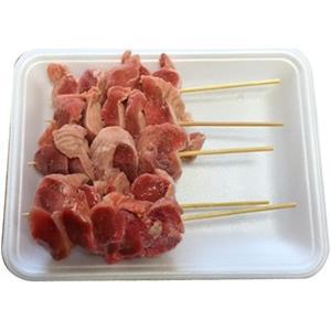 信州福味鶏砂肝串<30g×5本(150g)> 長野県産 信州福味鶏 鶏肉 砂肝 串 串焼き 焼き鳥 焼肉 バーベキュー BBQ|ueshokufood