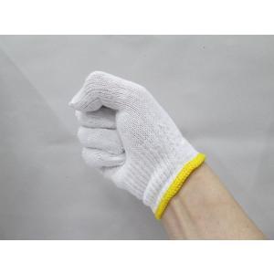 細かい網目で使いやすいFJT日本一軍手4841(富士手袋)