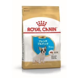 生後12ヶ月までのフレンチブルドッグ用ロイヤルカナン社製総合栄養ドッグフードです。3kgサイズ。  ...