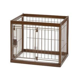 子犬の飼いはじめや狭いスペースでの使用に最適なケージです。組み立て簡単。ドアは必要に応じて取り外すこ...