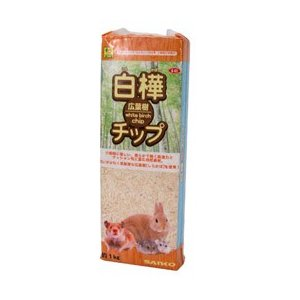 SANKO 白樺・広葉樹チップ 1kgの関連商品10