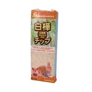 SANKO 白樺・広葉樹チップ 1kgの商品画像