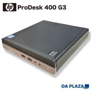 パソコン デスクトップパソコン HP ProDesk 400 G3 DM ウルトラスモールモデル Intel Corei5 7500T 第七世代 ミニパソコン Windows10 メモリ8GB SSD240GB _F|ugreen-oaplaza