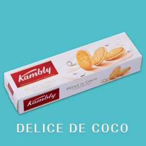 UHA味覚糖 カンブリー Kambly デリス・デ・ココ DELICE DE COCO 1箱