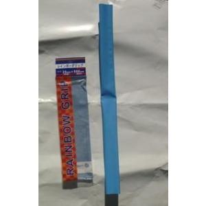 シーガル■熱収縮レインボーグリップ▲ブルー★30mm(内径)×500mm(長さ)|uido