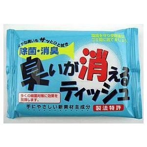 (MEIHO) 除菌消臭♪臭いが消える ティッシュ|uido