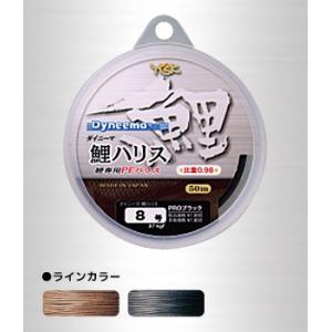 よつあみ ダイニーマ鯉ハリス 3〜8号・50m|uido