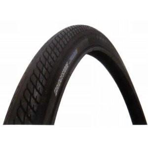 ブリヂストン Eマイティロード WO 24x1-1/2 タイヤ2本+チューブ2本セット カラー:ブラック ( 電動アシスト自転車向けタイヤ )EMR24BLB・f273600|uido