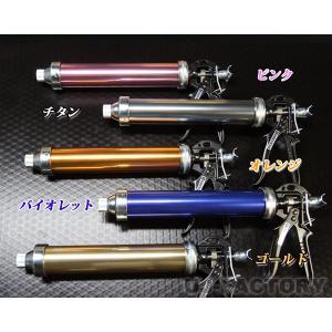 ★ヤマモト コーキングガン★らくらく550B (強力型) アルマイト仕様 全11色|uj-factory|02