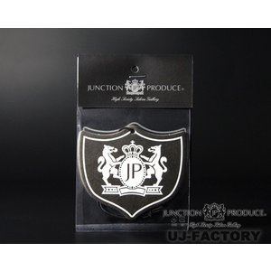 【JUNCTION PRODUCE】 ジャンクションプロデュース  VIPペーパーフレグランス  《ブラック》|uj-factory