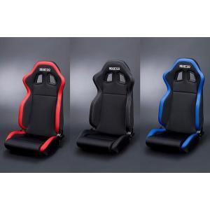 sparco スパルコ セミバケ R100 ブラック|uj-factory|04