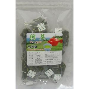 リーフ 煎茶の葉(粉茶では無い)を使っていますので値段は少し高めですが、味が違います。粉茶独特の嫌な...